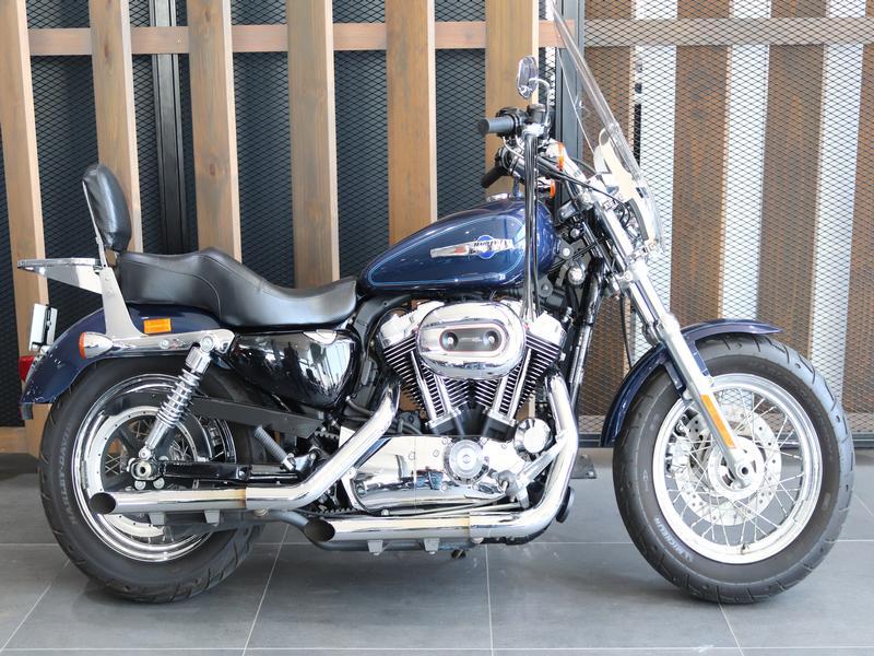 Harley Davidson 1200C Sportster Custom