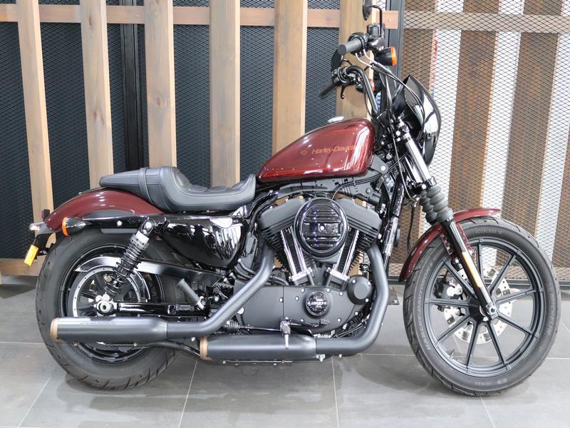 Harley Davidson Sportster XL1200
