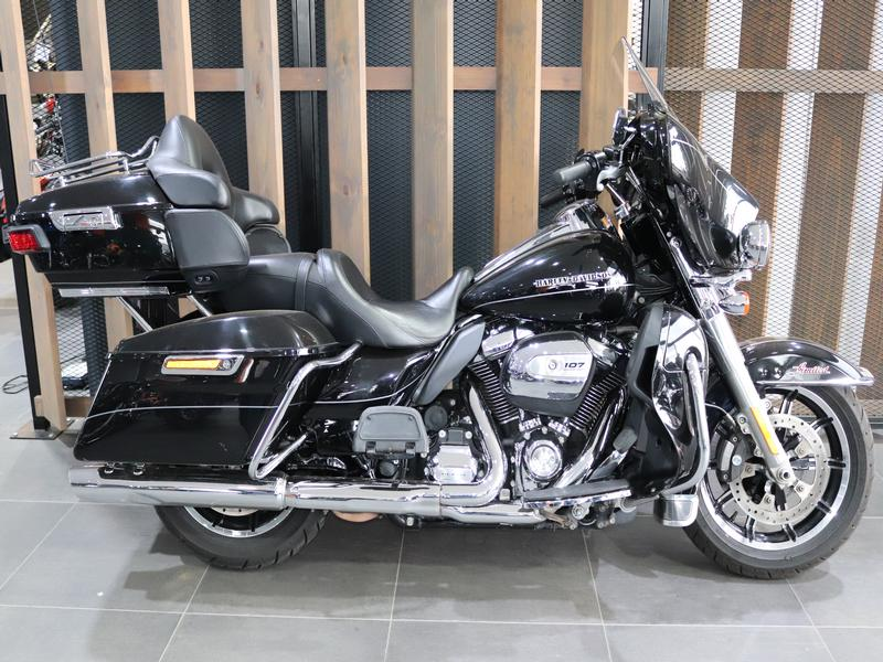 Harley Davidson Touring Electra Glide Ultra Limited