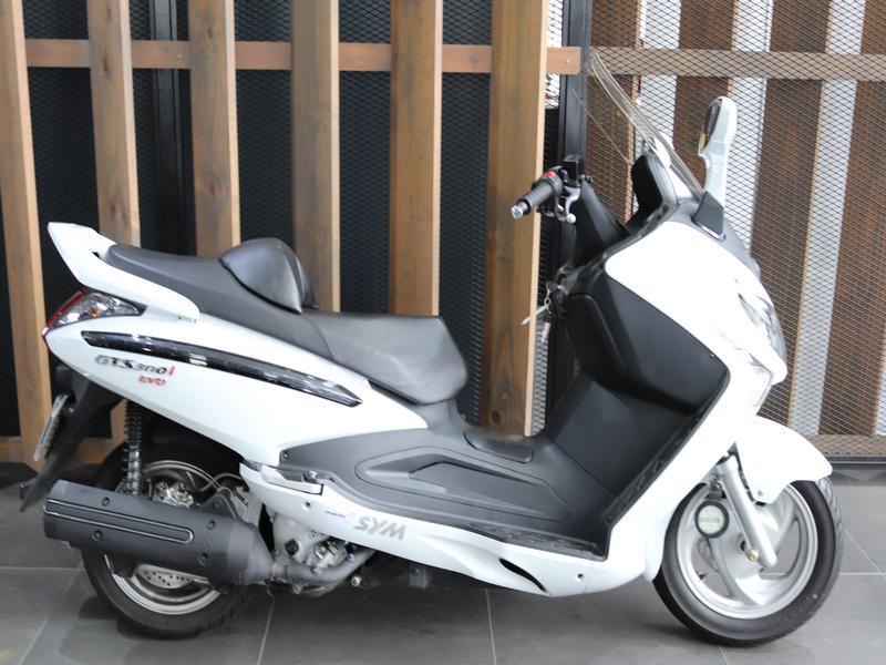 Sym GTS 300 I
