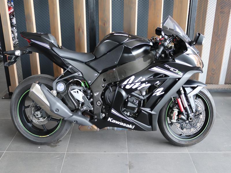 Kawasaki Zx10 - R (abs)