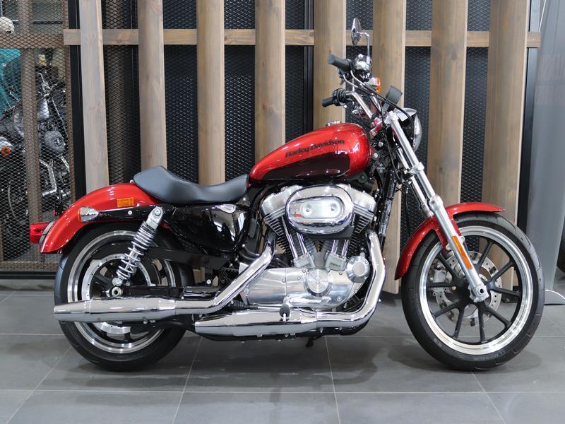 Harley Davidson XL833L Super Low