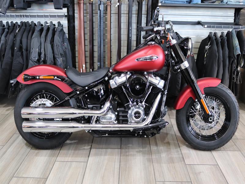 Harley Davidson Softail Softail Slim 107