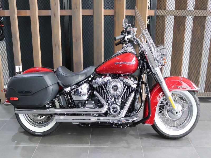 Harley Davidson Softail Softail Deluxe 107