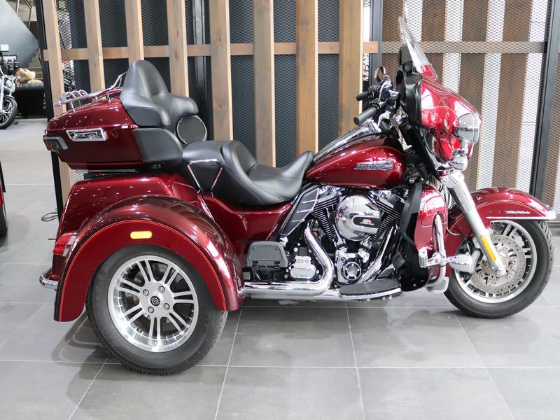 Harley Davidson Trike FLHTCUTG Tri Glide Ultra