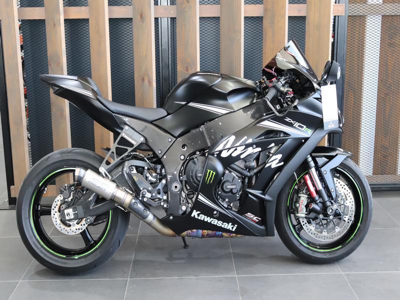 Kawasaki Zx10 WINTER EDITION