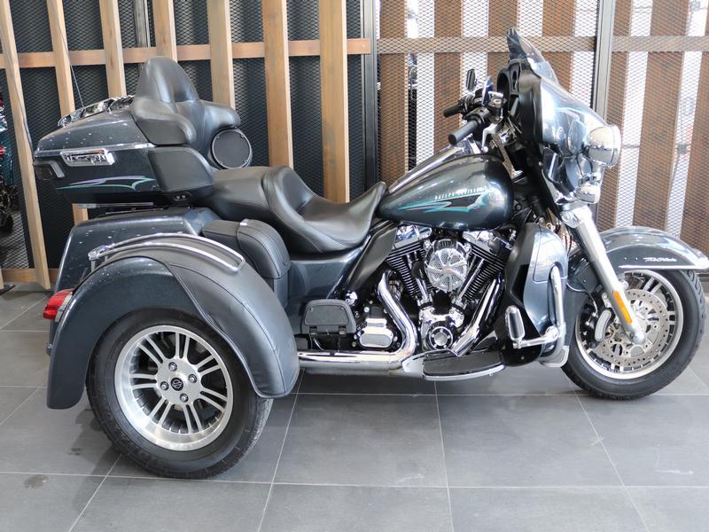 Harley Davidson Trike Tri Glide Ultra