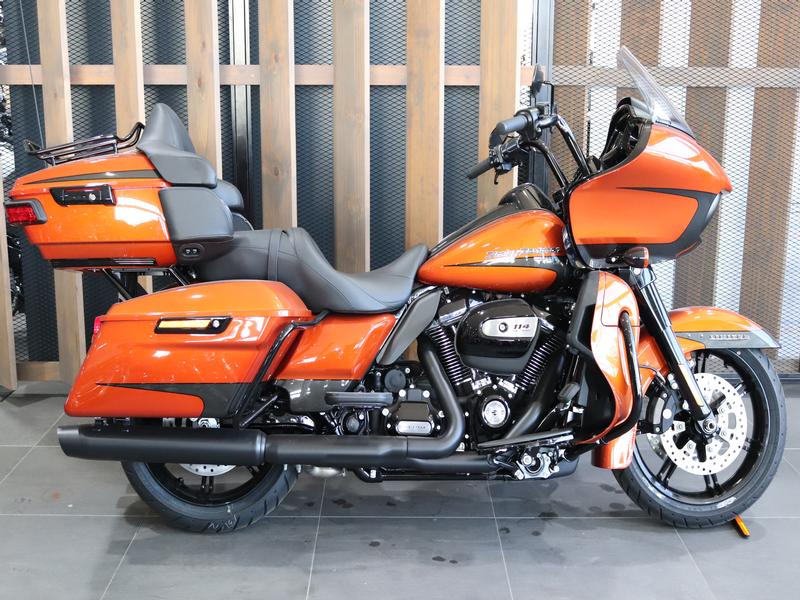 Harley Davidson Touring Road Glide Ultra 114