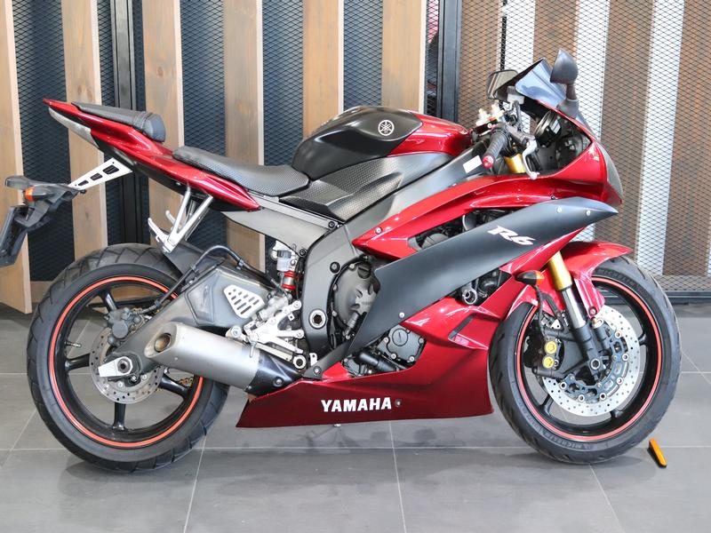 Yamaha Yzf R 6