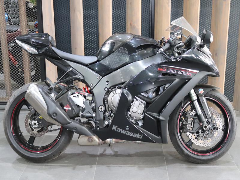 Kawasaki Zx10 R ABS