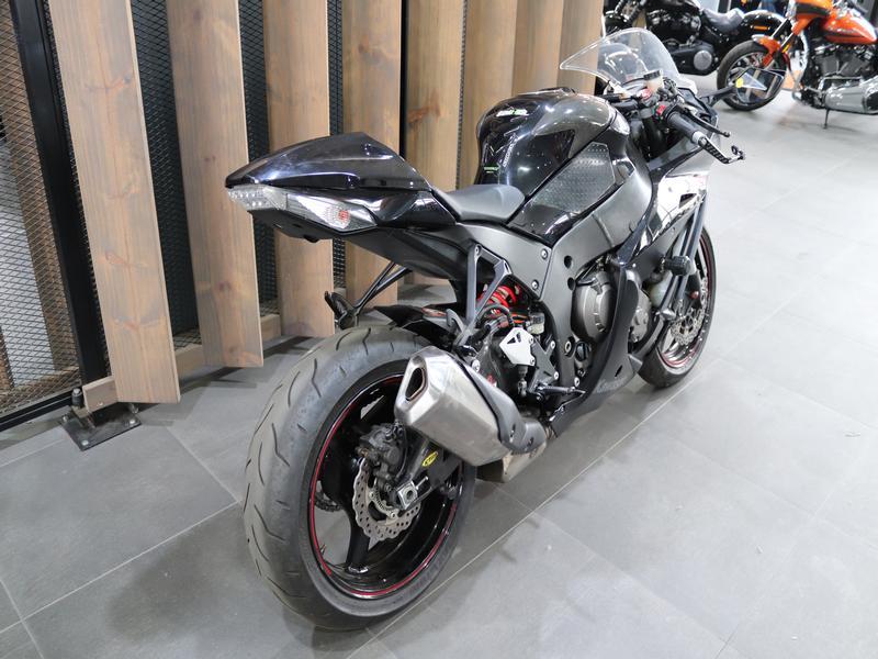 Kawasaki Zx 10-R