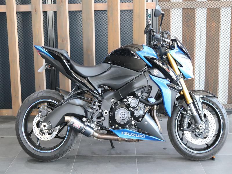 Suzuki Gsx-S 1000A