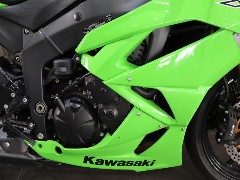 Kawasaki Zx6-R ZX6-R
