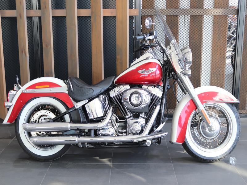 Harley Davidson Softail Deluxe