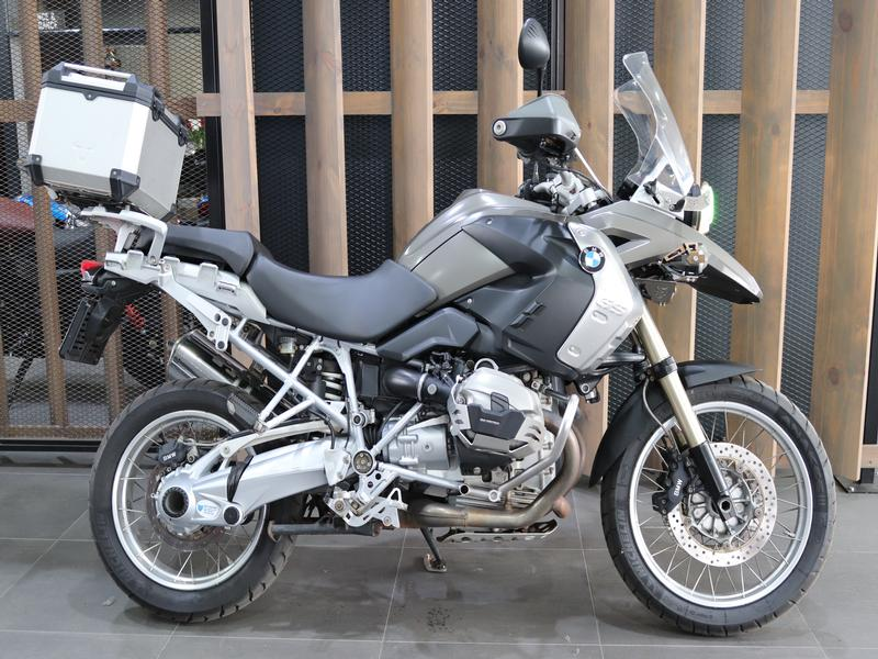 BMW R 1200 Gs Abs H/grips