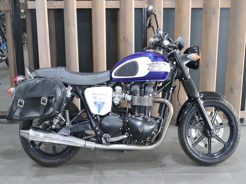 Triumph Bonneville 865 Efi