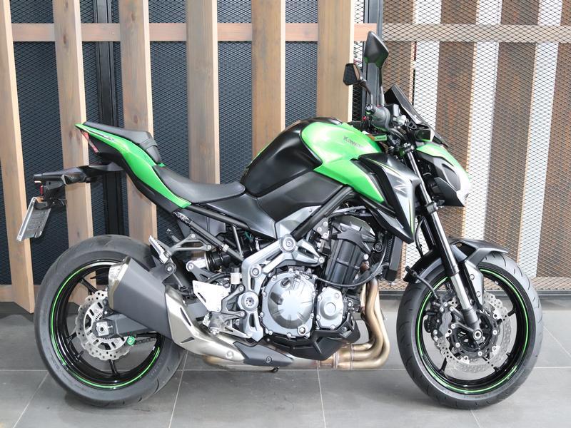 Kawasaki Z 900 ABS (ZR900)