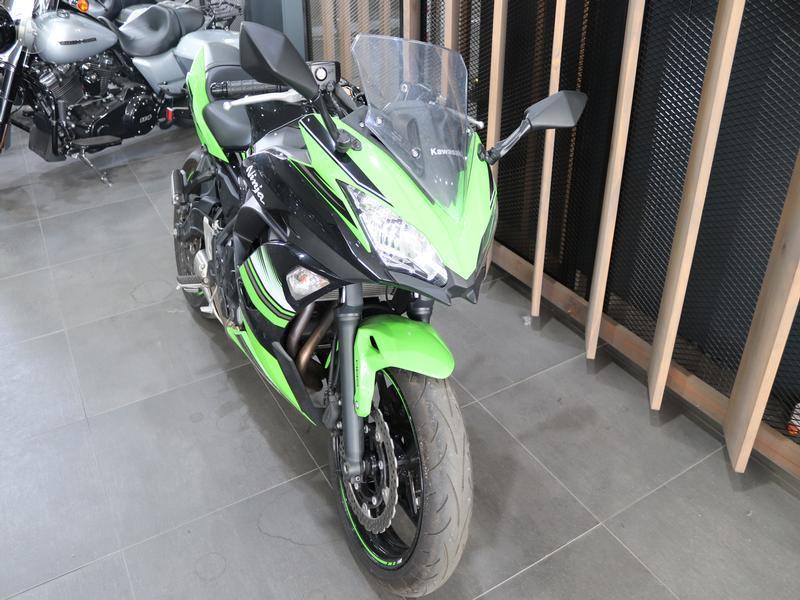 Kawasaki Er Z650 (ER650H) ABS