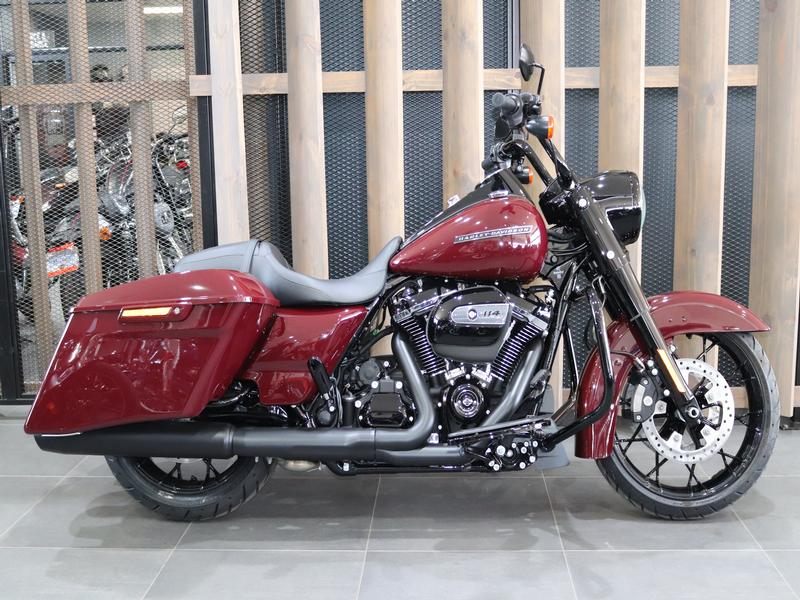 Harley Davidson Touring Road King Special 114