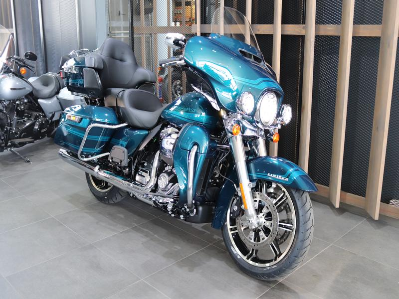 Harley Davidson Touring Ultra Limited 114