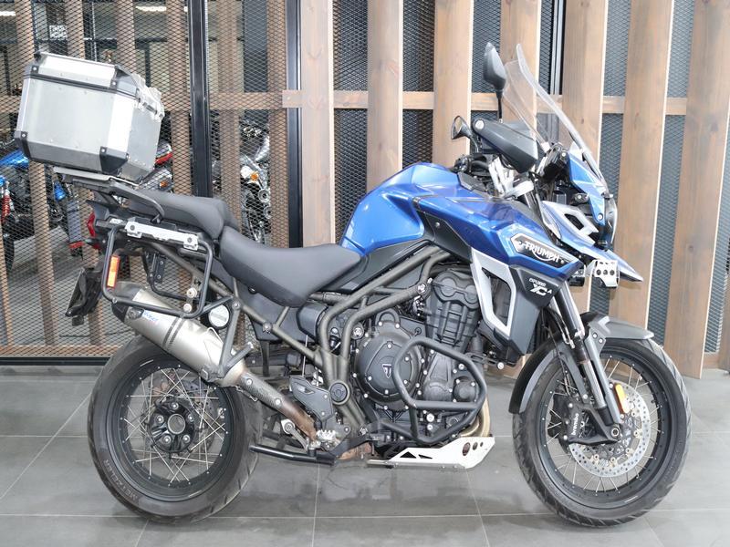 Triumph Tiger 1200 Explorer XCX