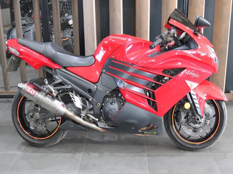 Kawasaki Zx 14 Ninja