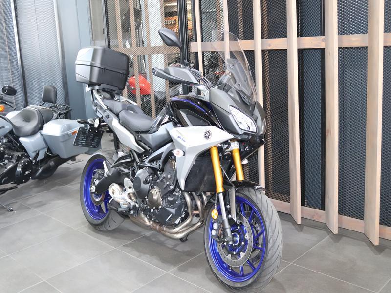 Yamaha Mt MT-09 Tracer Gt