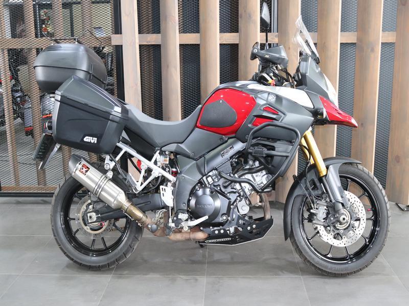 Suzuki Dl 1000A V Strom