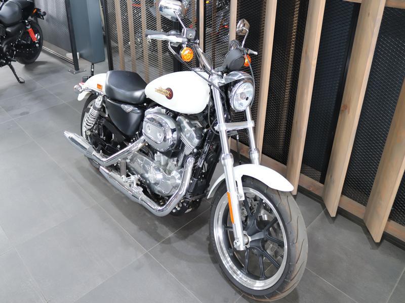Harley Davidson Sportster XL883 L Super Low