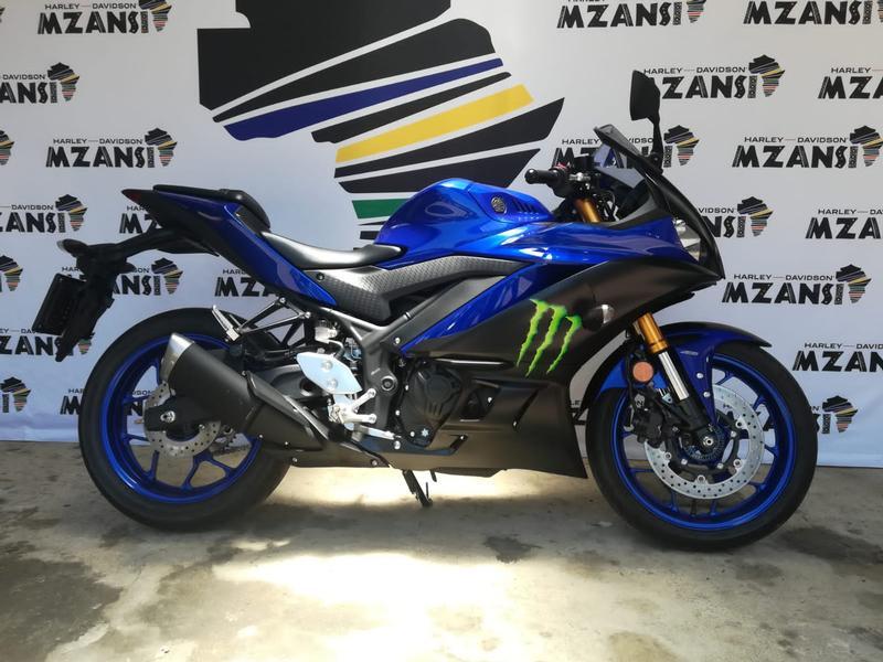 Yamaha Yzf 3300