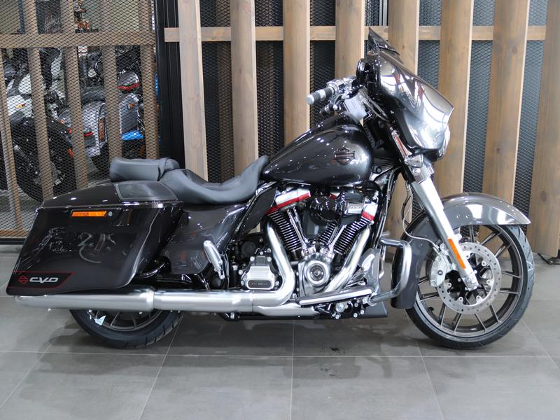 Harley Davidson CVO Street Glide