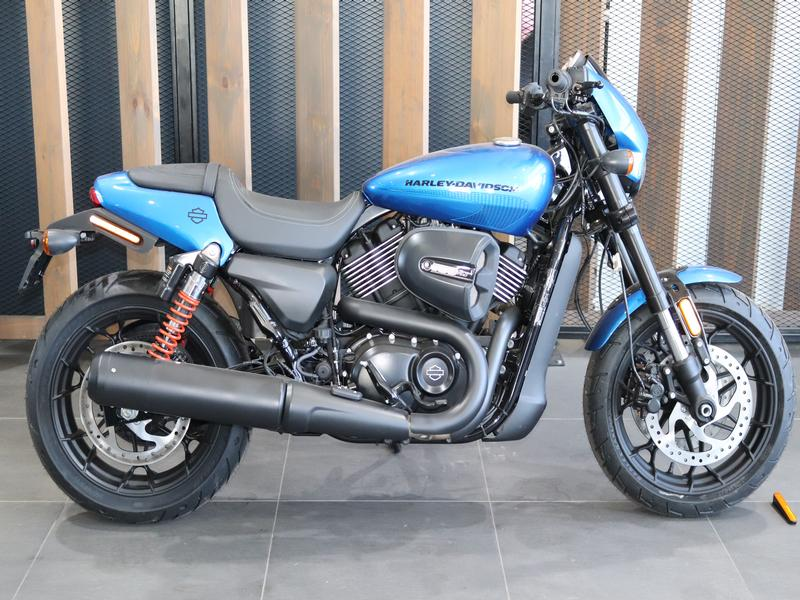 Harley Davidson Street 750 Street Rod