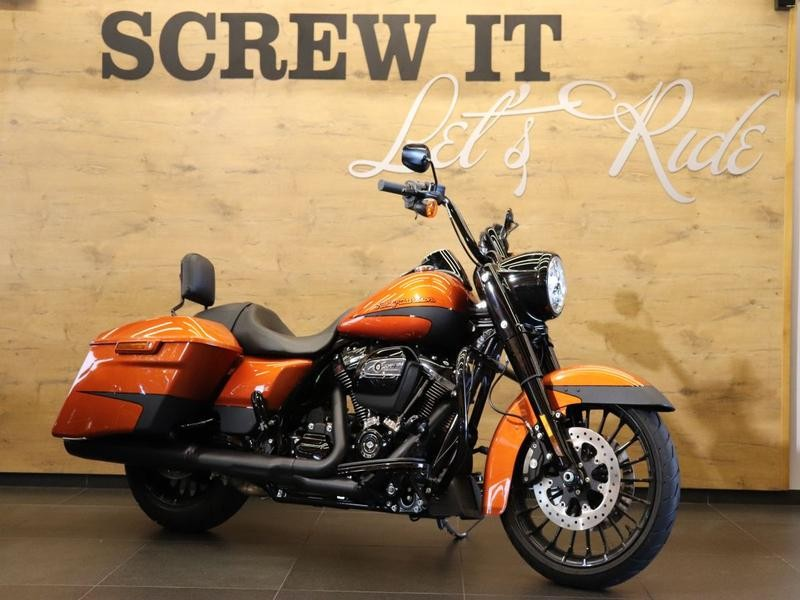 Harley Davidson Touring Road King Special 114