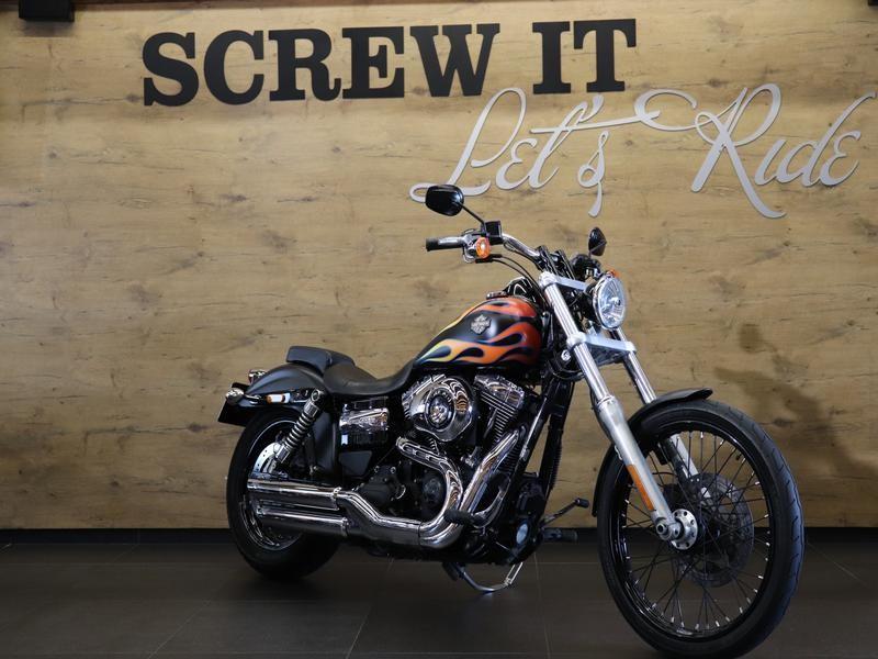 Harley Davidson Dyna FXDWG Wide Glide
