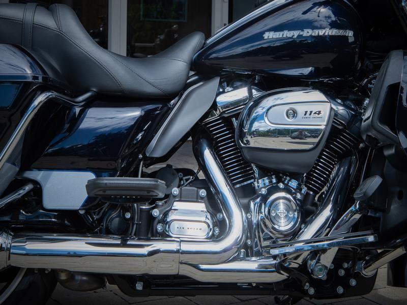 Harley Davidson Touring Ultra Limited 114