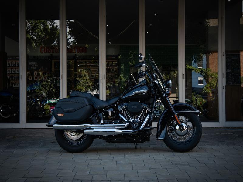 Harley Davidson Softail Heritage Classic