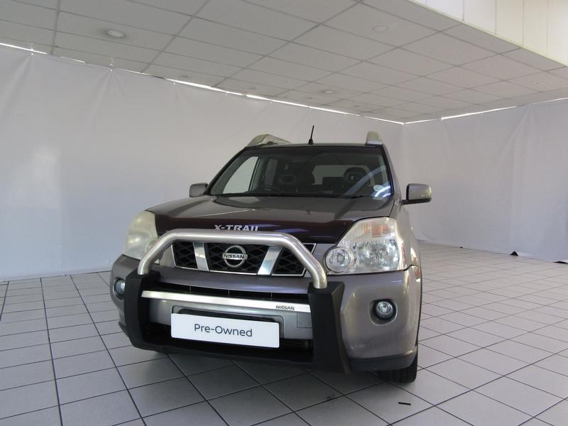 Nissan X-Trail 2.0 D 4X4 Le