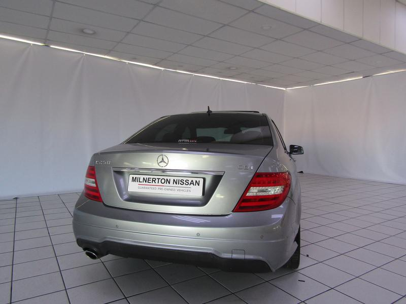 Mercedes-Benz C-Class Sedan C 250 Cdi Blueefficiency Avantgarde