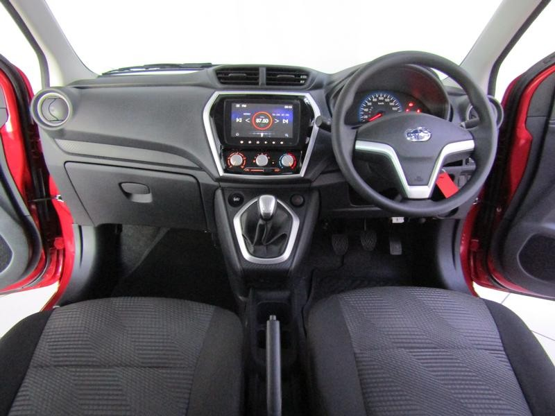 Datsun Go 1.2 Mid Dr & Pr Sbr