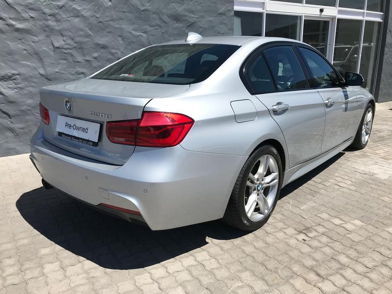 BMW 3 Series Sedan 320d Steptronic