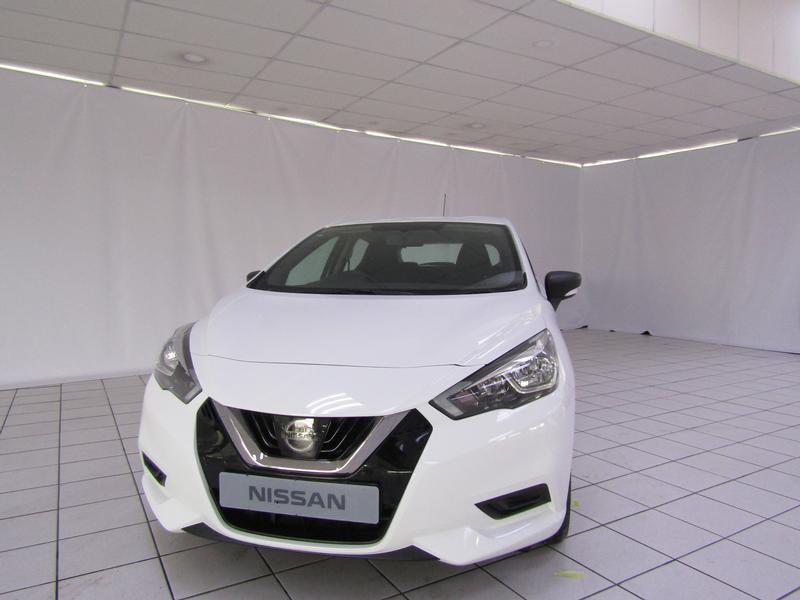 Nissan Micra 0.9T Visia