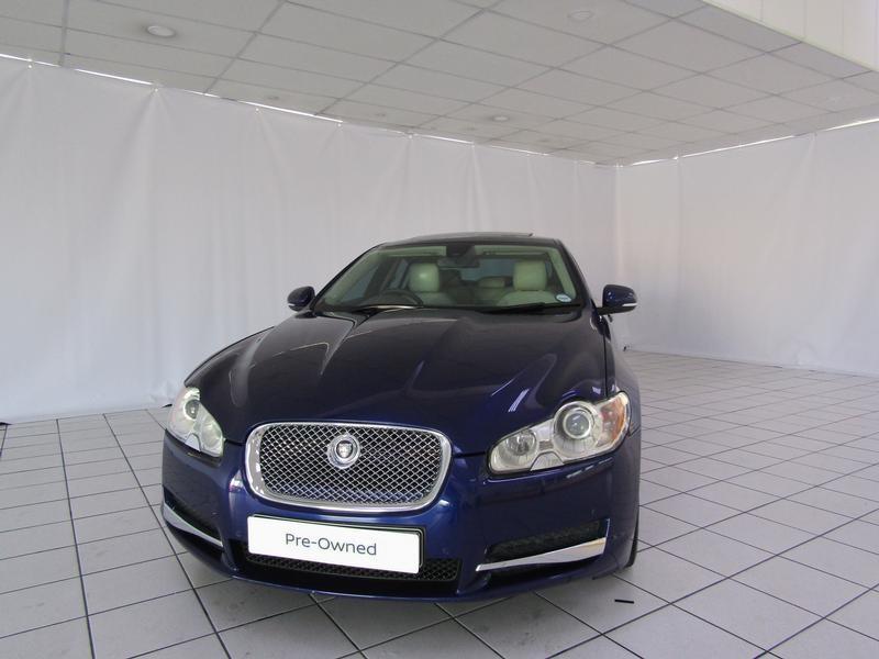 Jaguar Xf 5.0 V8 Premium Luxury