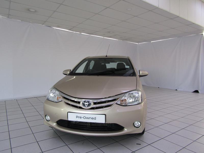 Toyota Etios 1.5 Sprint 5-Door