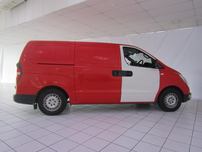 Hyundai H1 2.4 Cvvt Gl Panel Van