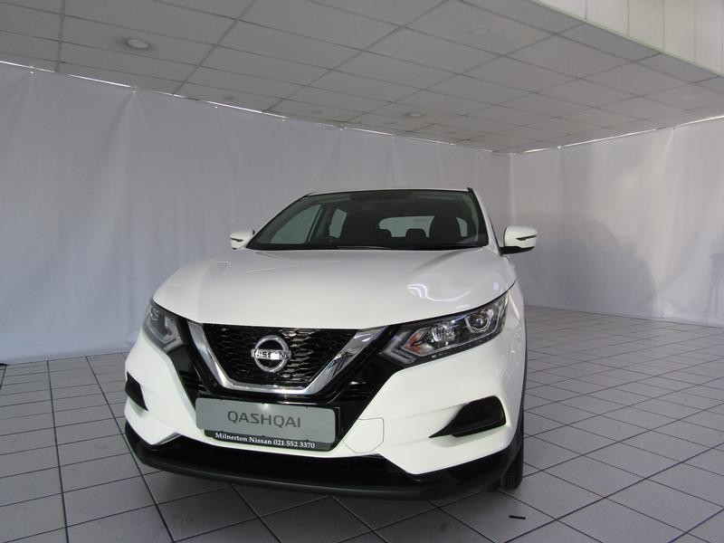 Nissan Qashqai 1.2T Acenta Cvt (nissan Conncet)