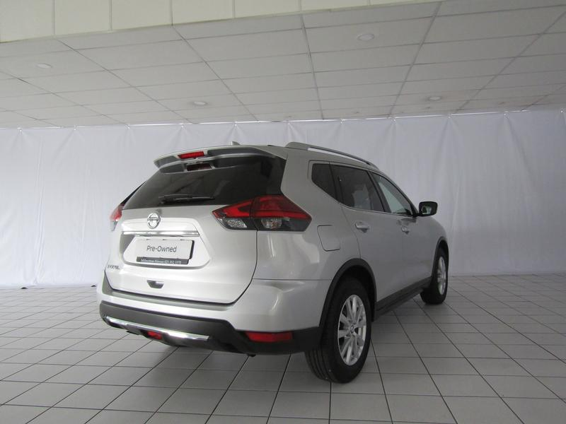 Nissan X-Trail My20 2.5 Acenta Tech 4X4 Cvt 7-Seater