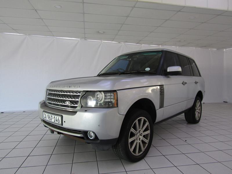 Land Rover Range Rover 5.0 V8 Supercharged