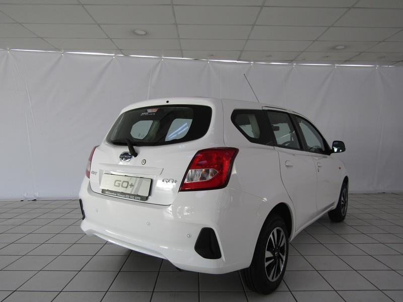 Datsun Go+ 1.2 Lux Cvt