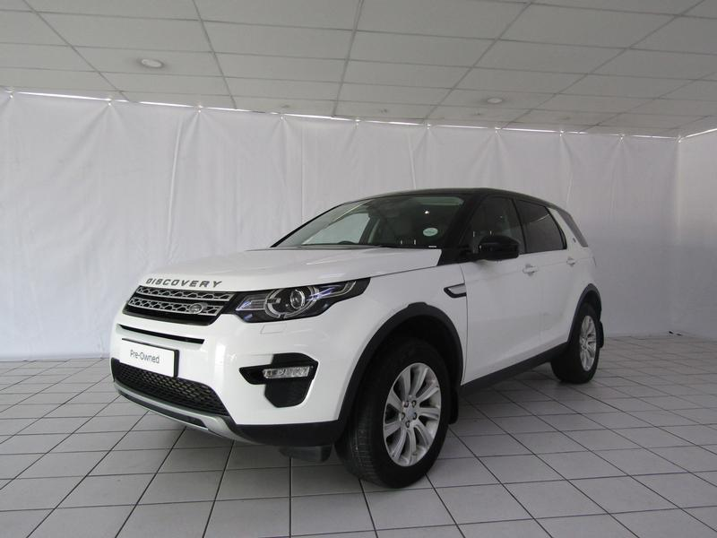 Land Rover Discovery Sport 2.2 Sd4 Hse At