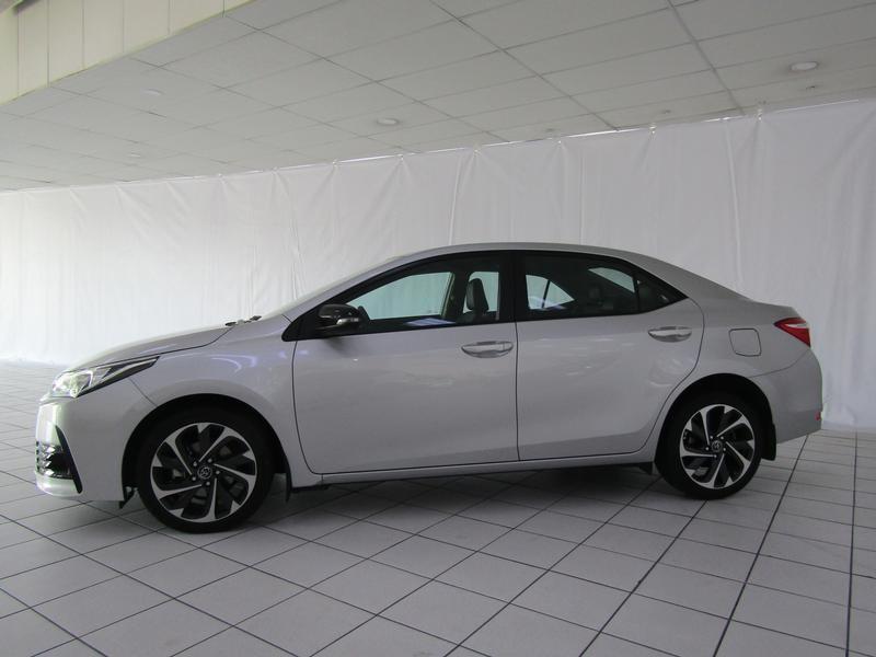 Toyota Corolla 1.6 Prestige Plus Edition Cvt